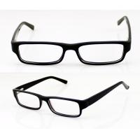 Quality Brown Lightweight Fashion Eyeglasses Frames For Protect Eyes for sale