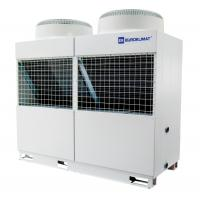 China Heating / Cooling 66kW Air Cooled Modular Chiller Electric Air Source Heat Pump on sale