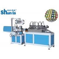 China High Production Paper Drinking Straw Making Machine With Servo Motor on sale