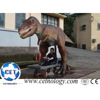 2014 New item of dinosaur driving walking used for park amusement for kids playground for sale