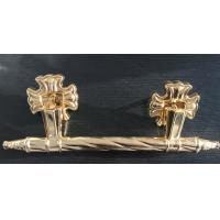 Buy cheap Professional Plastic Casket Handle , Gold Brass Or Copper Coffin Decoration from wholesalers