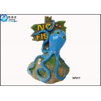 Buy No Fishing Mark Cute Modern Fish Tank Ornaments Aquarium Resin Decorations with at wholesale prices