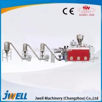 China PP/PE pelletizing extrusion line/production line/extruder machine on sale