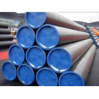 China Double Submerged Arc Welded Steel Pipe Oil drilling with API 5L on sale