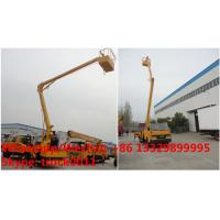 Quality 2018s China JMC LHD 12-16m aerial working platform truck for sale, Factory sale good price JMC overhead working truck for sale
