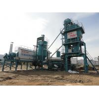 Quality 80 Ton Mobile Asphalt Batch Mixing Plant For Small Road Project Truck Driven for sale