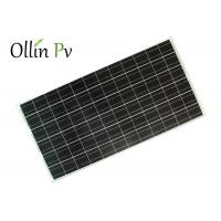 Quality 295 Watt Polycrystalline Solar Panel Off - Grid Power Generation System for sale