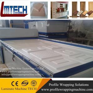China PVC decoration material film vacuum membrane press machine on sale