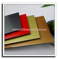 Quality 2mm 3mm 4mm Alucobond Panel /ACP/ACM/Aluminum Composite Panels with Nigeria SONCAP Certificate for sale
