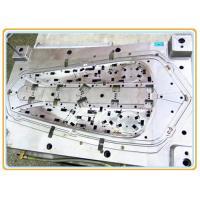 Custom Plastic Injection Mold Tooling , Automotive / Car Decoration Panel