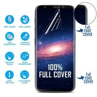Quality Edge Transparent PET Screen Protector Full Cover  For Samsung Galaxy S8 for sale
