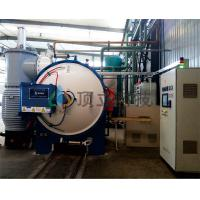 Quality Ti Alloy Heat Treating Process  Vacuum Furnace for Quenching Tempering Annealing and Aging Treatment for sale