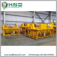 Quality Yellow 60m3 Rotary Vacuum Filter For Mining Wastewater Dewatering for sale