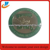 Quality Military challenge coins chape wholesale,custom metal challenge military coins for sale