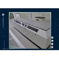 Quality Customization L Shape Dental Lab Furniture Laboratory Hanging Type Wall Bench for sale