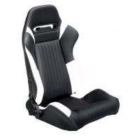 Buy Adjustable Universal PU Leather Sport Car Racing Seats For Adult at wholesale prices