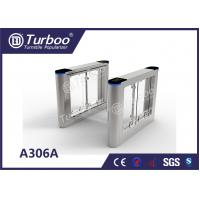 Quality Hottest selling swing barrier gate turnstile security systems swing gates with competitive price for sale