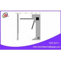 Quality 304 Stainless Automatic Turnstile Tripod for Gym for sale