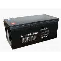 Quality Lightweight 12V 180Ah Battery VRLA Deep Cycling Gel Type With M8 Terminal for sale