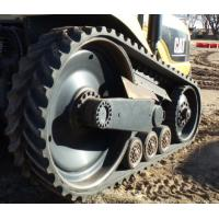 """Quality Durable Rubber Tracks TF18""""x6""""x53CC For Caterpillar Chanllenger 35 / 45 / 55 with Strong Inner Structure for sale"""