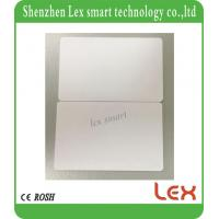 Quality TK4100 125kHz Low Frequency College PVC Plastic ID blank Cards Proximity Access Control white Card for sale