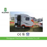 Quality Customized Lightweight Camping Trailers With Independent Suspension Lifted Stage for sale