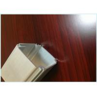 Quality China Provide Silvery Anodized Extrusion Profiles For  Industry Aluminum Extrusion Parts for sale