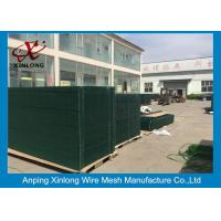 Quality Bending Welded Wire Mesh Fence Garden Product 60X150 Mm Mesh Size 1.8m Width for sale