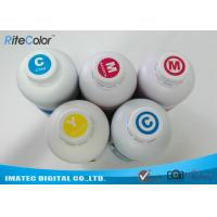 Quality Durable Mimaki Eco Solvent Inks ,  One Liter Odorless Solvent Based Inkjet Ink for sale