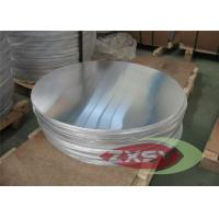 Quality Oxygen Free Coated Aluminium Circle Plate For Pressure Cookware for sale