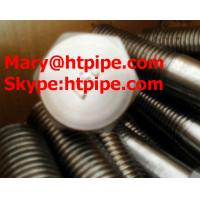 Quality duplex steel 310MoLN fastener bolt nut and washer for sale