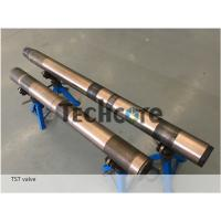 Buy cheap Tubing String Tester Valve Downhole Drilling Tools , Oil Well Testing Flapper from wholesalers