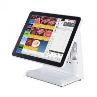 China Plastic Housing Touch Screen Register , Windows Linux / Win 7 Pos Touch Monitor on sale