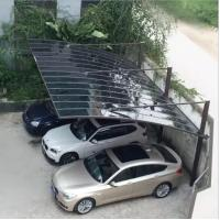 Quality outside garage which is a sunshine shading,DIY making,30cm thickness snow compressive resistance for sale