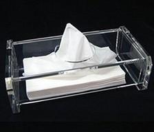 Quality Wholesale Acrylic Napkin Box, Napkin Box, Tissue Box for sale