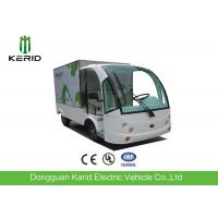 Quality Food Truck Enclosed Cargo Box / Electric Cargo Vehicle 800kg Payload for sale