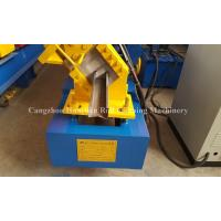 Quality High Speed Metal C Purlin Roll Forming Machine for Building Steel Structure for sale