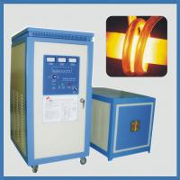 Quality Super-audio frequency titanium hollow dia 200mm induction annealing machine for sale