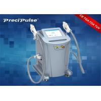 Quality Painless IPL Hair Removal Equipment For Beauty Salon With Flyer Point Mode for sale