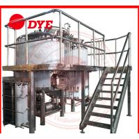 Quality Semi-Automatic Commercial Distillery Equipment Pipe Welding With Lauter Tun for sale