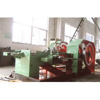 Quality High Precision Screw Threading Machine For Cutting Bolt Heads 60HZ for sale