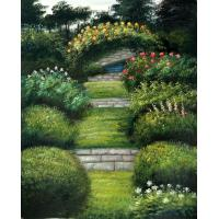 Quality landscape painting the great wall for sale