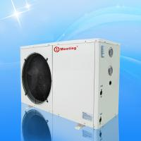 Quality Industrial Electric Air Source Heat Pump Anti Freeze For Heating Cooling & Hot Water for sale