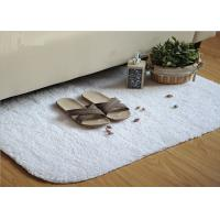 Quality High Great Soft Cotton SPA / Hotel Bath Mats Square Anti Slip Quick Dry for sale
