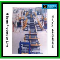 Quality H Beam Automatic Production Line for sale