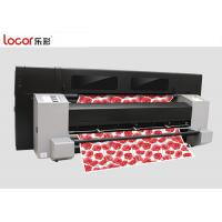 Buy cheap Outdoor Dye Sublimation Fabric Printer / Textile Inkjet Printer Large Format from wholesalers