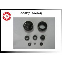 Quality High Speed Miniature Ball Joint Bearings GE6E For Engineering Machinery for sale