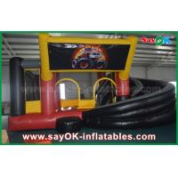 Quality 5 X 8m Inflatable Jumping Boucer Castles Inflatable Water Slide Combia for sale