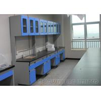 Quality Modular Dental Laboratory Furniture With Wall Hanging Cabinet for sale
