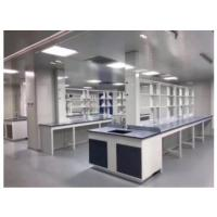 Quality Floor Mounted Factory Chemistry Laboratory Work Table With Storage for sale